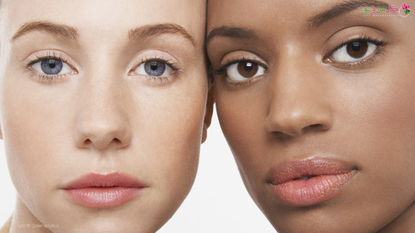 رنگ پوست در انتخاب بیبی کرم