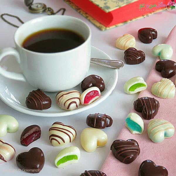 شکلات پاستیلی