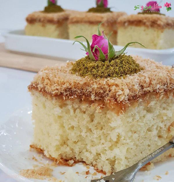 کیک شنی