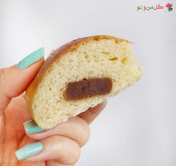 مشاهده بافت نان پنبه ای