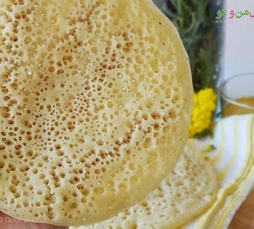 طرز تهیه پنکیک مراکشی