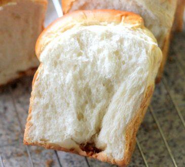 طرز تهیه نان هوکایدو ژاپنی (نان نرم شیرین)
