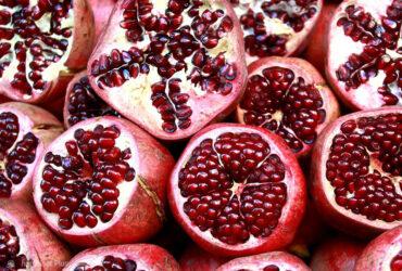 خواص انار برای سلامتی بدن: