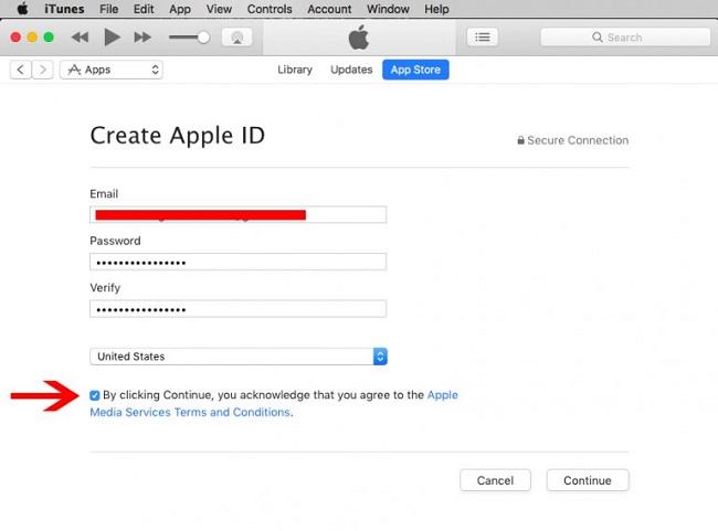 46 آموزش ساخت اپل آیدی رایگان 2019 : چگونه Apple ID بسازیم ؟