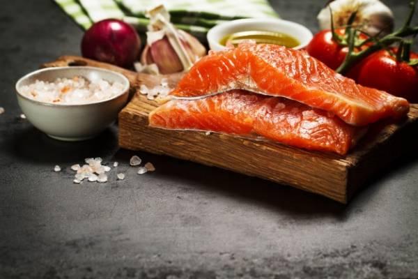 خواص ماهی سالمونبرای بدن: