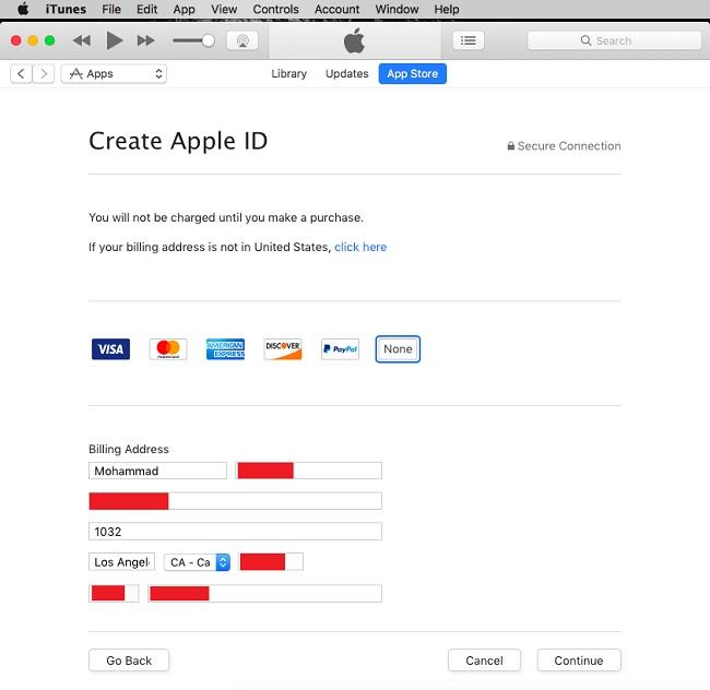 63 آموزش ساخت اپل آیدی رایگان 2019 : چگونه Apple ID بسازیم ؟