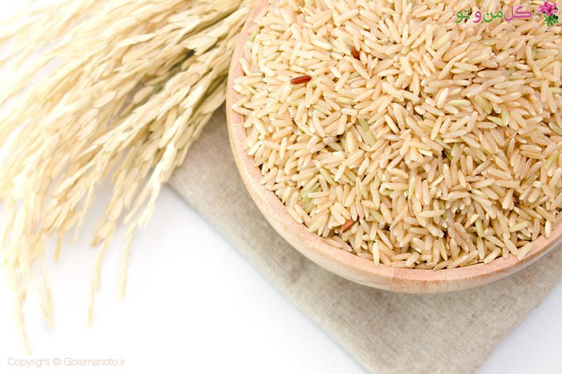خواص سبوس برنج برای بدن و سلامتی