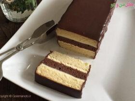 طرز تهیه کیک اندونزیایی