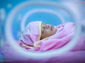 تاثیر زایمان زودرس در نوزاد