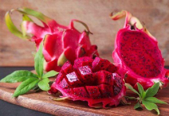 فواید و خواص میوه اژدها برای سلامتی: