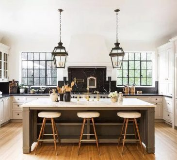 جدیدترین مدلهای دکوراسیون آشپزخانه در سال 2019