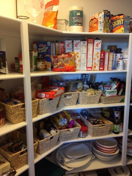 مرتبسازی آشپزخانه