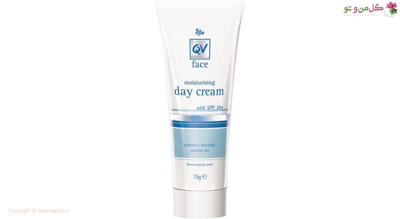 بررسی کرم روز کیووی QV day cream