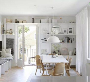 بینظیرترین ایدهها برای چیدمان آپارتمان کوچک