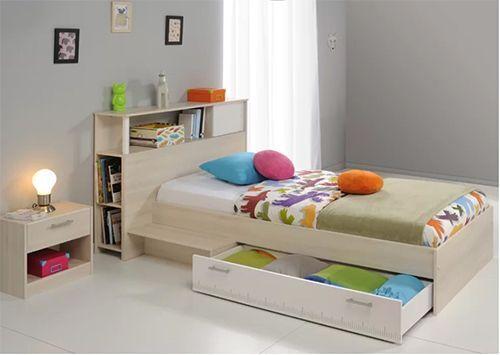 تختخواب چوبی اتاق کودک