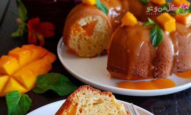 طرز تهیه بانت کیک انبه