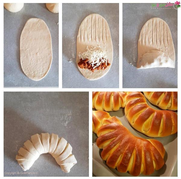 نان آچما ترکیه