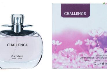 نقد و بررسی ادکلن چلنج گاردن Challenge Garden