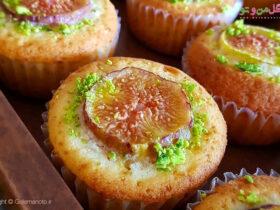 طرز تهیه کاپ کیک انجیر