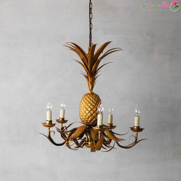لوستر مدل آناناسی