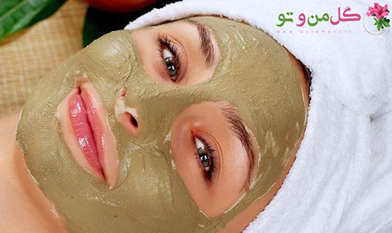 فیشال پوست خانگی با مواد طبیعی