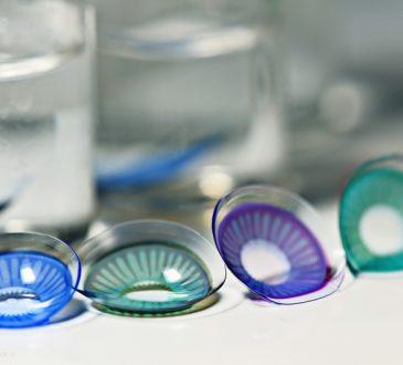 چطور یک انتخاب رنگ لنز مناسب انتخاب کنیم