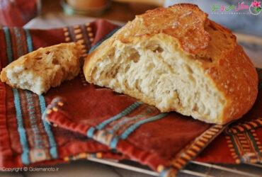 طرز تهیه نان ترد و خوشمزه فوری
