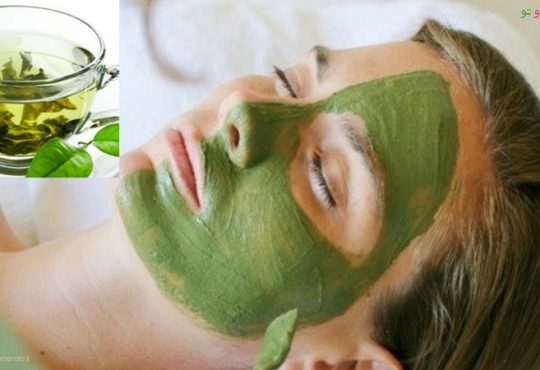 خواص چای سبز برای پوست