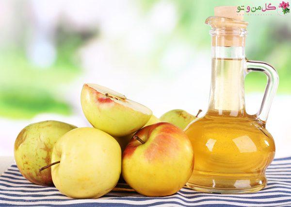درمان دهیدراته شدن پوست با آب سیب