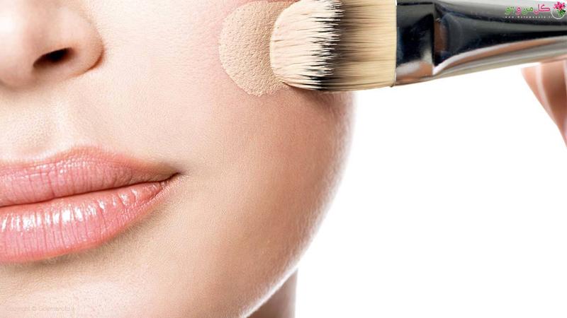 زیرسازی پوست برای داشتن آرایش بی نقص