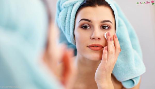 روتین روزانه پوست - استفاده از مرطوب کننده