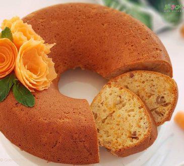 طرز تهیه کیک هویج و گردو