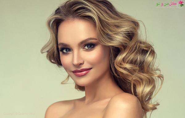 مدل میکاپ دخترانه برای عروسی