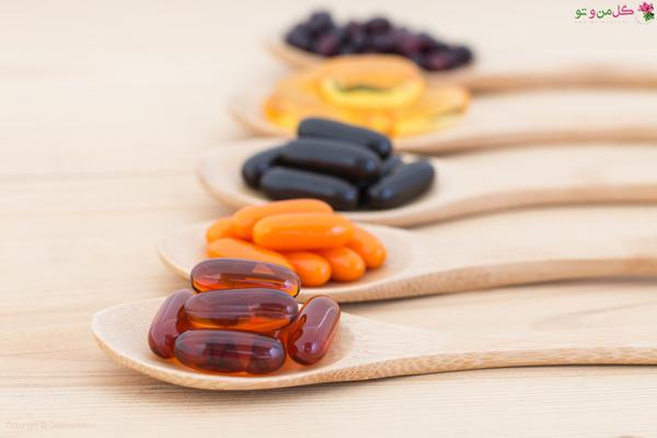 ویتامین های مناسب برای مو