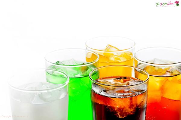 نوشیدنی ها عوامل خارجی