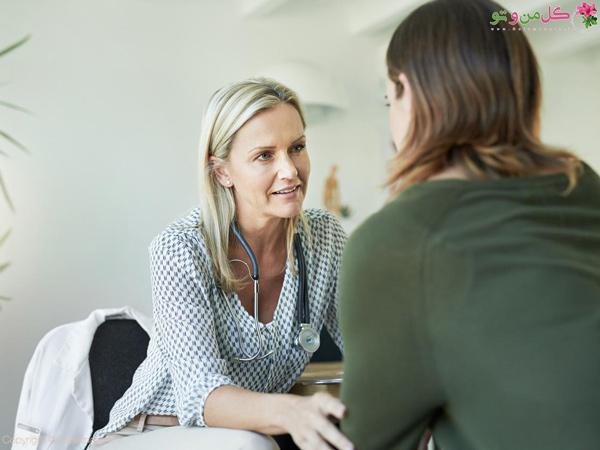 شایع ترین بیماری زنان - استرس