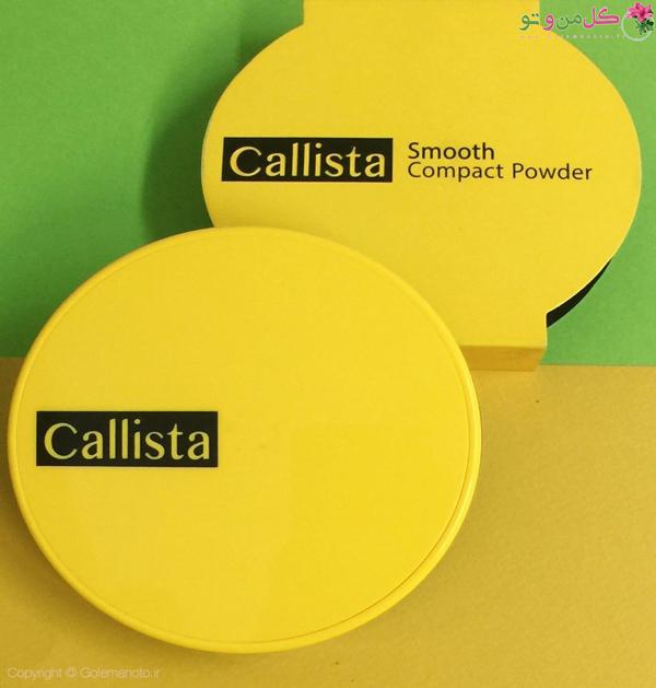 بررسی پنکیک کالیستا مدل smooth