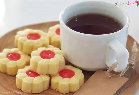 طرز تهیه شیرینی ماندل بولار