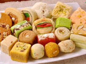 انواع شیرینی عید خانگی