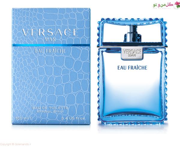 ادکلن Versace Man Eau Fraiche