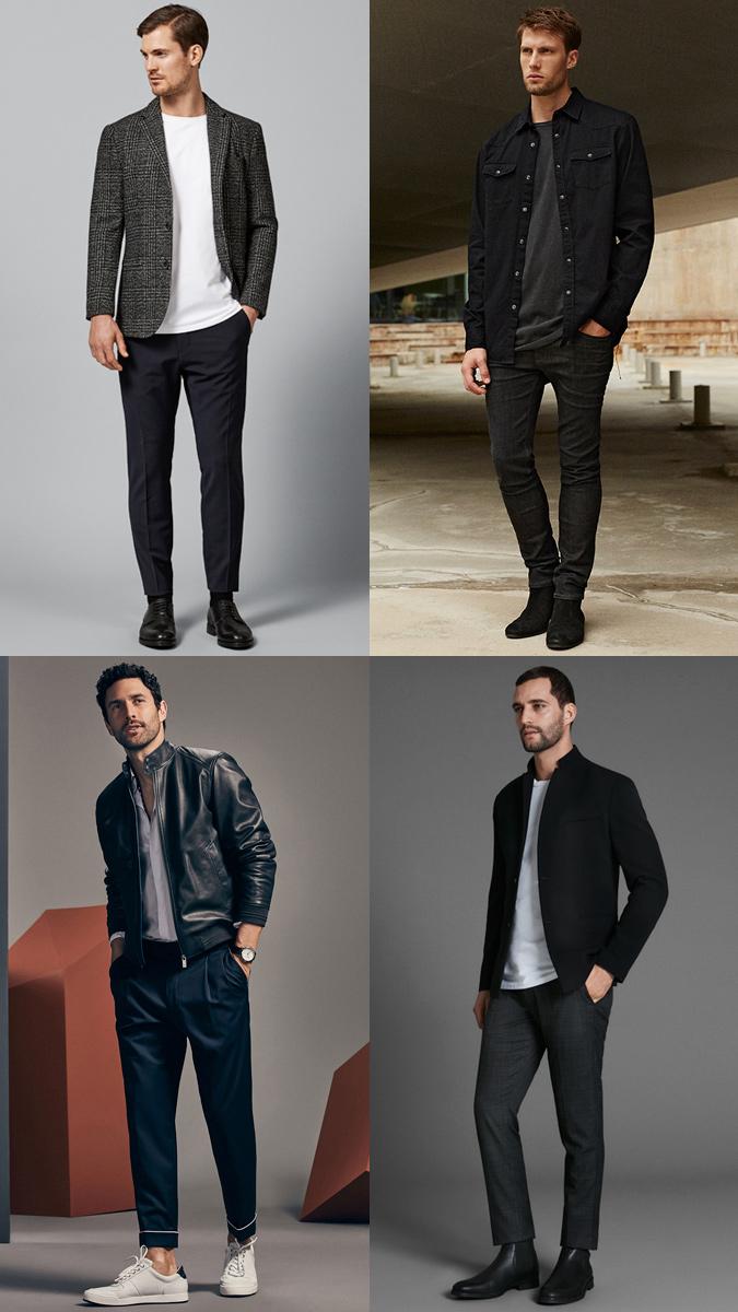 استایل مینیمال لباس مردانه