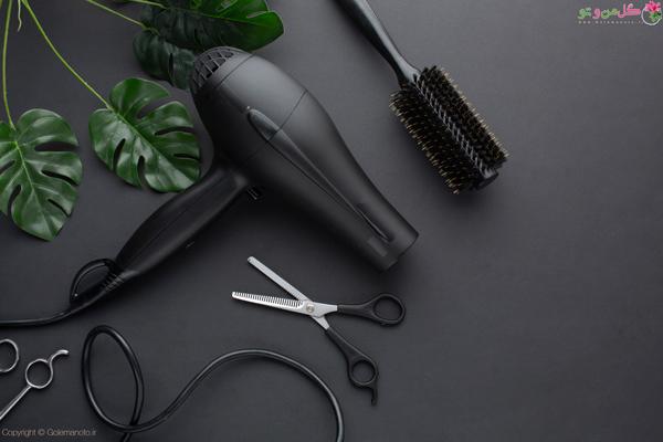 ابزار مناسب برای براشینگ مو