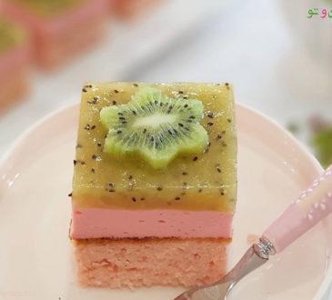 طرز تهیه کیک ژله ای (ژله کیک)