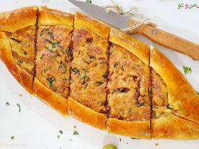 طرز تهیه پیده گوشت ترکیهای