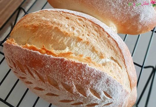 طرز تهیه نان اک مک بدون خمیر ترش