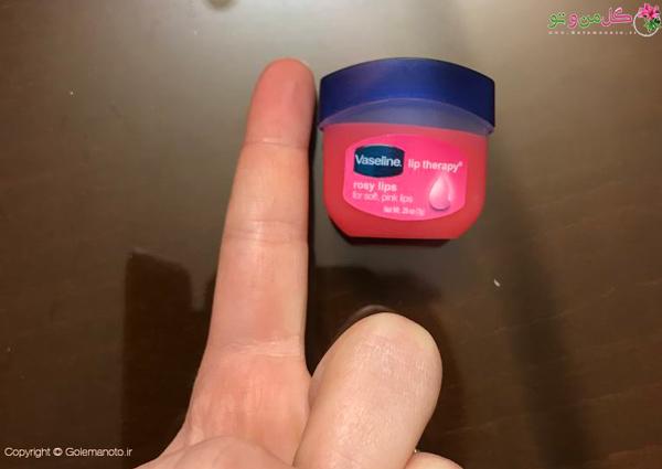 بالم لب وازلین (وازلین لب) Rosy Lip