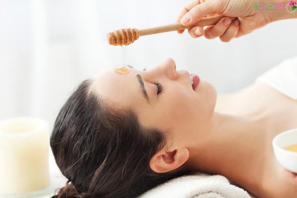 انواع ماسک عسل برای پوست
