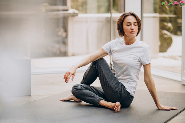 تمرین یوگا برای لاغری
