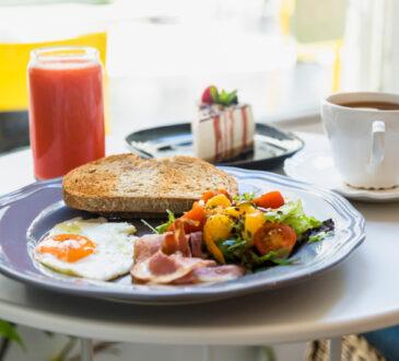 غذای مناسب صبحانه
