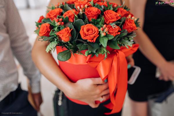 گل رز گل مورد علاقه خانم ها
